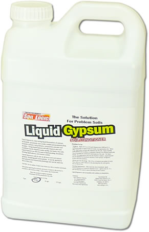 Liquid Gypsum 2.5 Gallon Refill Bottle