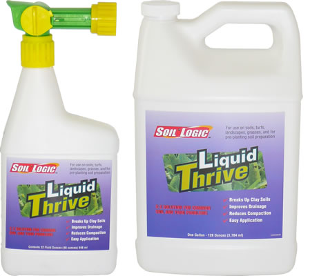 Liquid Thrive 32 ounce RTS 1 gallon refill combo