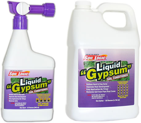 Liquid Gypsum 32 ounce RTS 1 gallon refill combo
