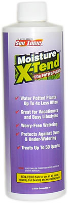 Soil Logic Moisture X Tend 12 ounce bottle