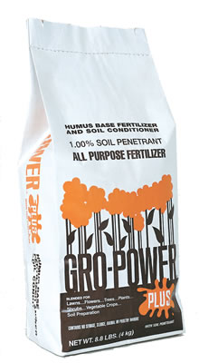 Gro Power Plus 5 3 1 Fertilizer and Soil Conditioner