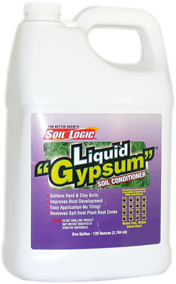 Liquid Gypsum 1 Gallon Refill Bottle
