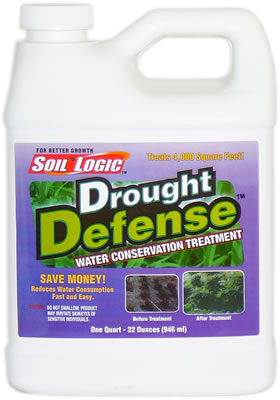 Soil Logic Drought Defense 2.5 gallon bottle