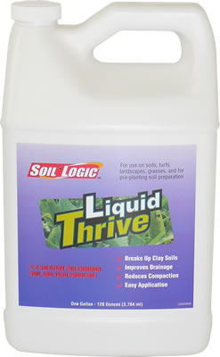 Liquid Thrive 1 Gallon Refill Bottle