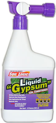 Liquid Gypsum RTS 32 Ounce Quart Bottle