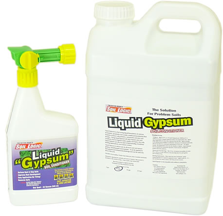 Liquid Gypsum 32 ounce RTS 2.5 gallon refill combo