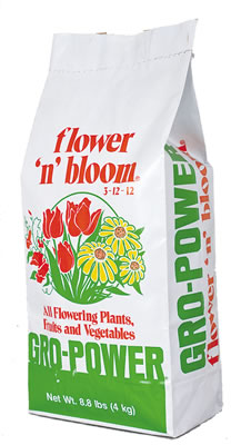 Gro Power Flower N Bloom 3 12 12 Fertilizer