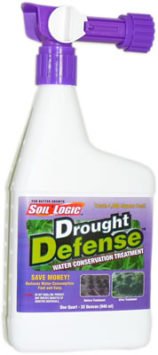 Soil Logic Drought Defense RTS 32 ounce quart bottle